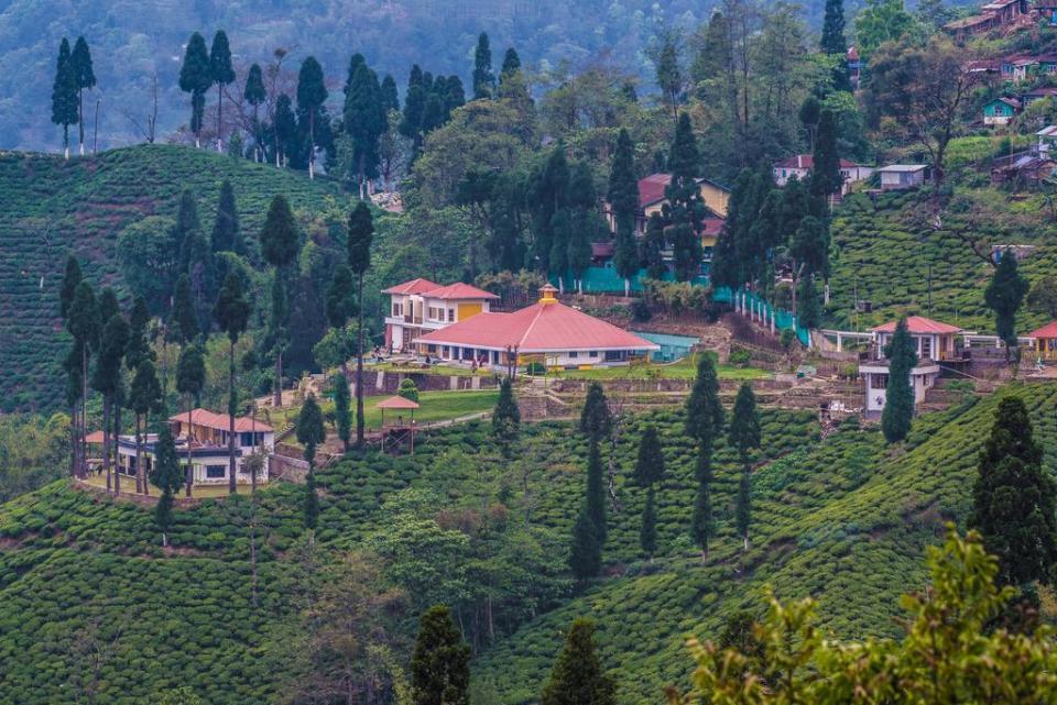 india honeymoon Chamong Chiabari – Mountain Retreat & Spa
