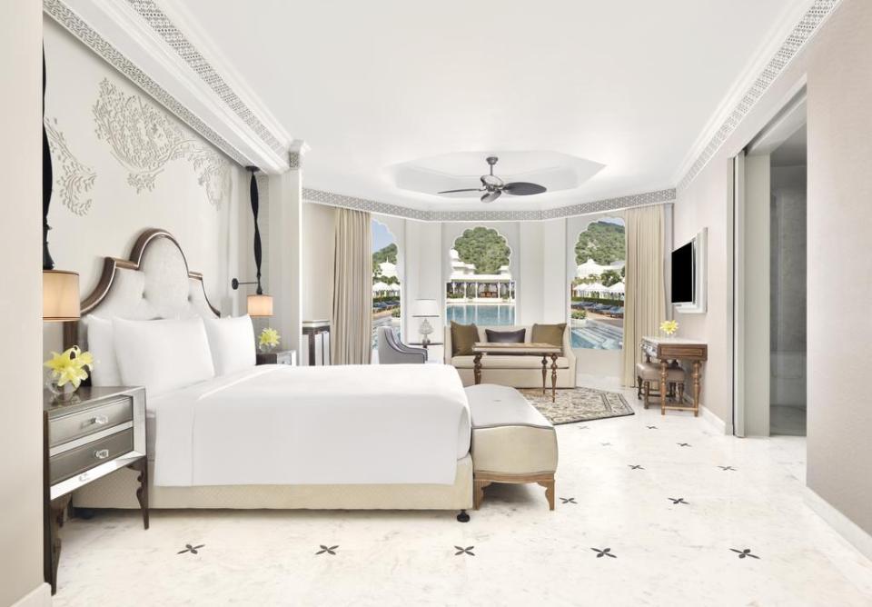 india honeymoon JW Marriott Jaipur Resort & Spa