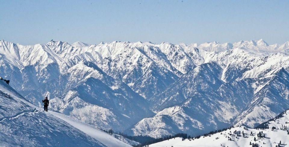 india honeymoon Gulmarg, Kashmir