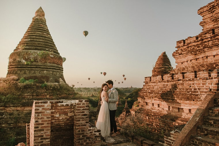 myanmar wedding venues