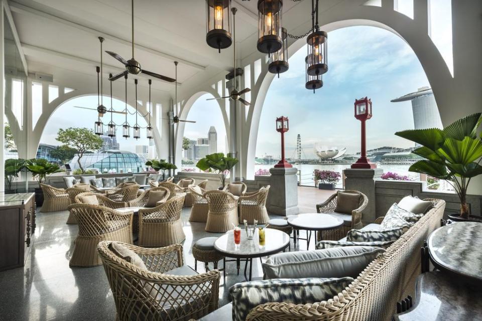 singapore honeymoon The Fullerton Bay Hotel Singapore