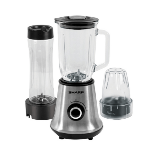 Sharp Blenders singapore with Coffee Grinder EM-100PM-ST
