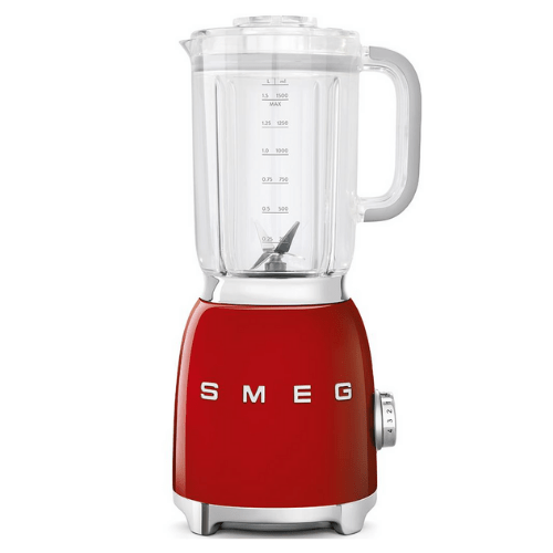 Smeg Food Blenders singapore 50th Retro Style Aesthetic BLF01RDUK