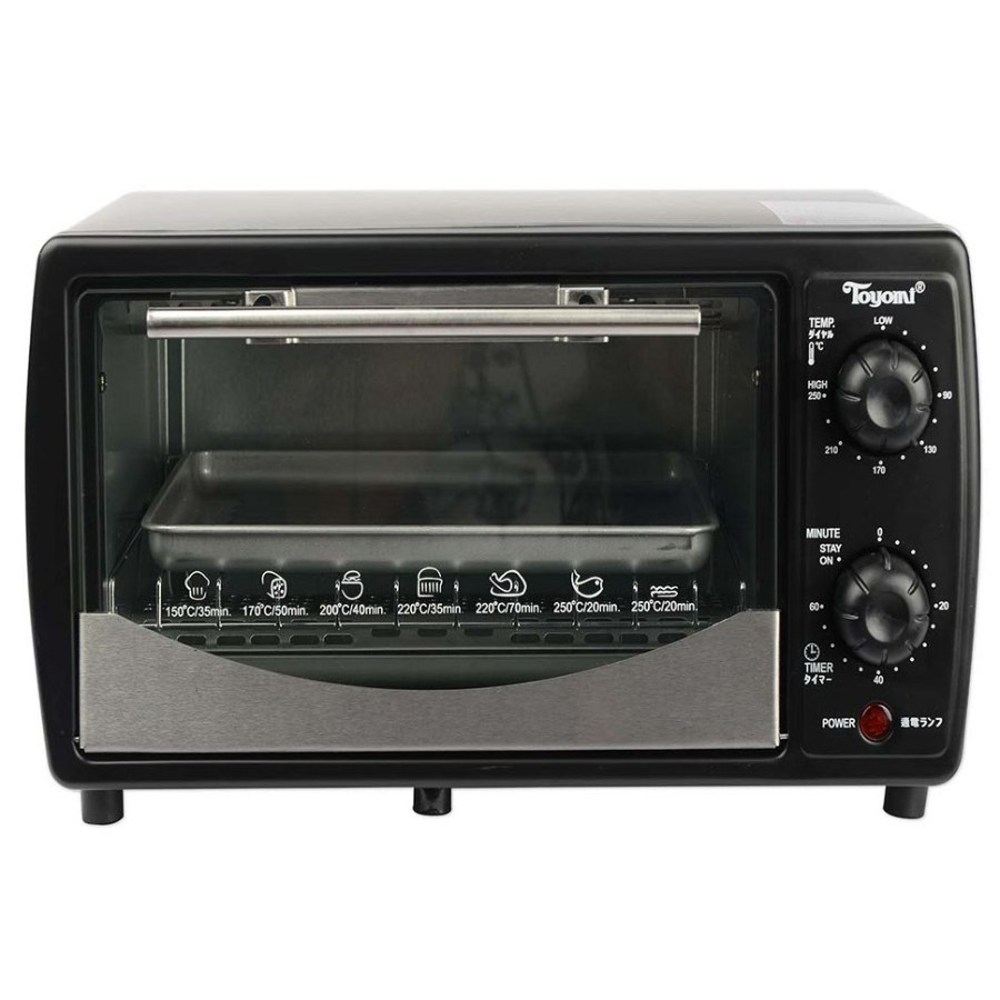 toyomi TO 977SS toaster oven singapore