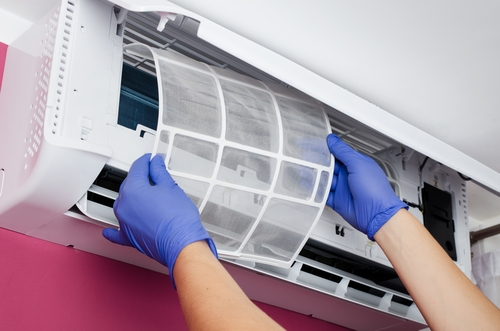 aircon servicing singapore clean filter