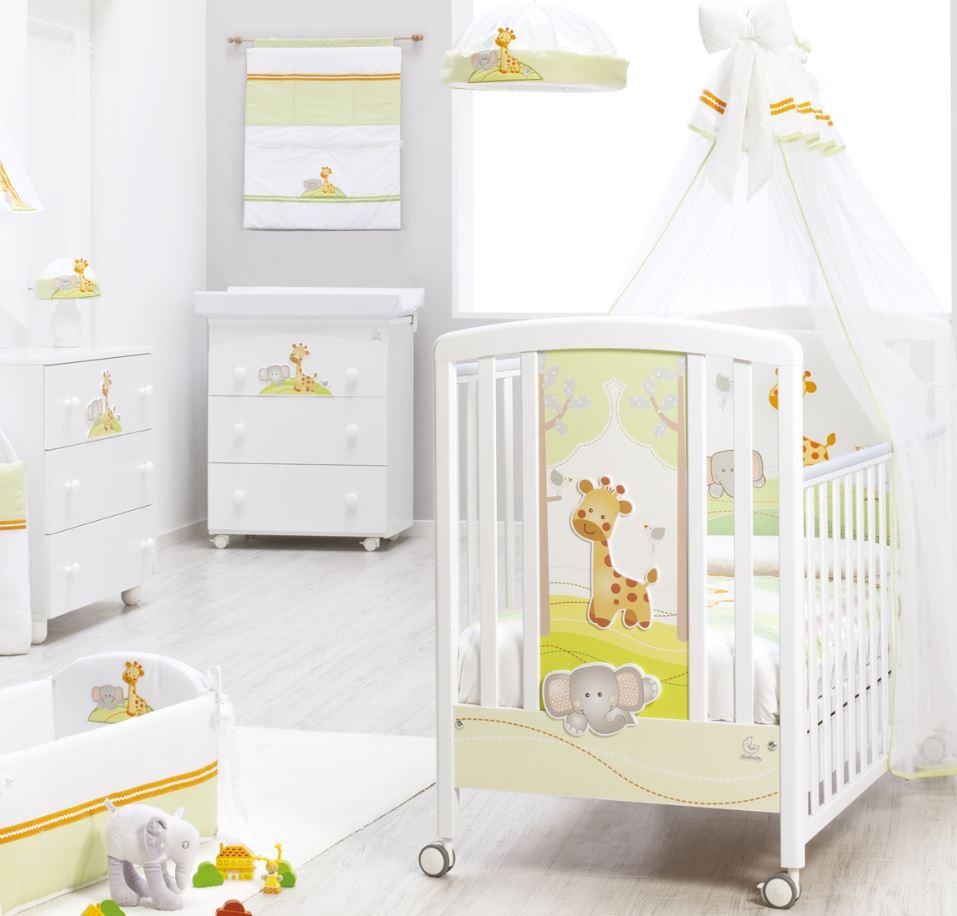 Italbaby Gina Baby Cot singapore
