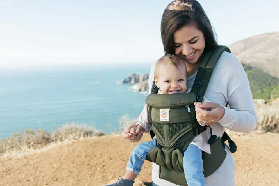 Ergobaby Omni 360 baby carrier singapore