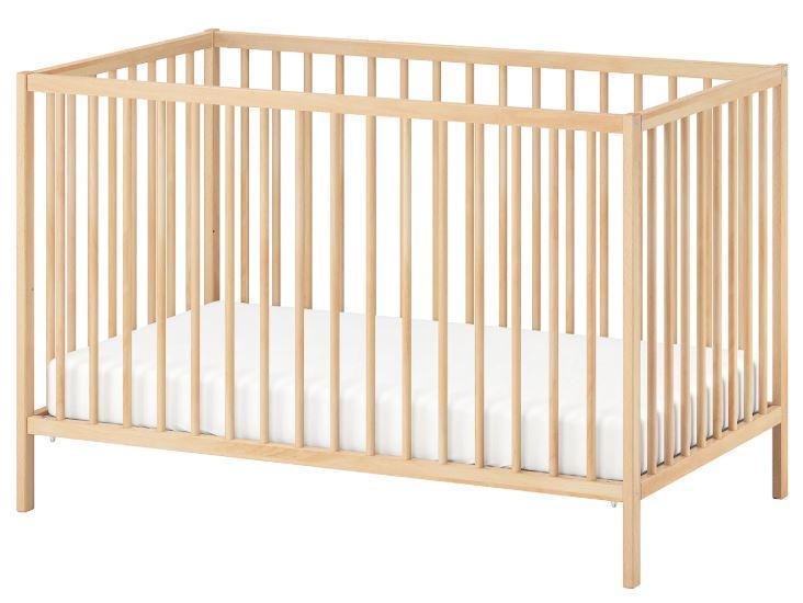 Ikea Sniglar Crib