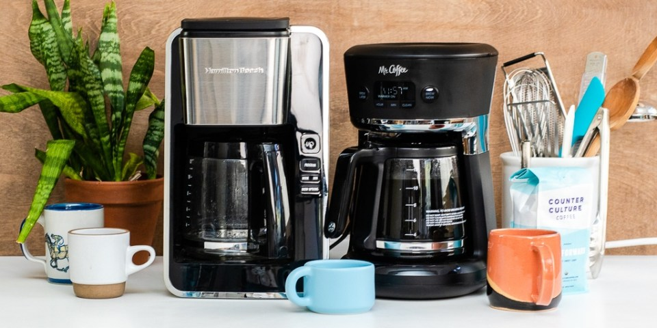 Automatic Drip coffee machine singapore