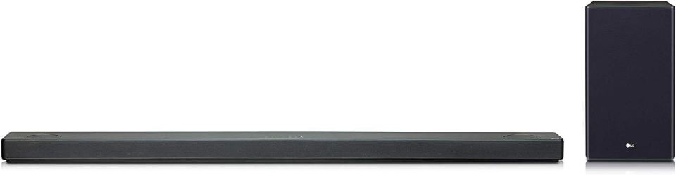 LG 5.1.2-Channel best Soundbars singapore System with Meridian Technology and Dolby Atmos (SL10YG)