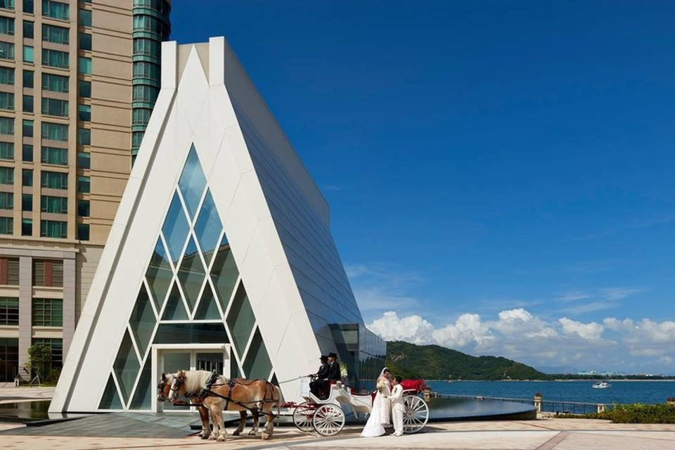 Auberge Discovery Chapel Wedding Venue Hong Kong