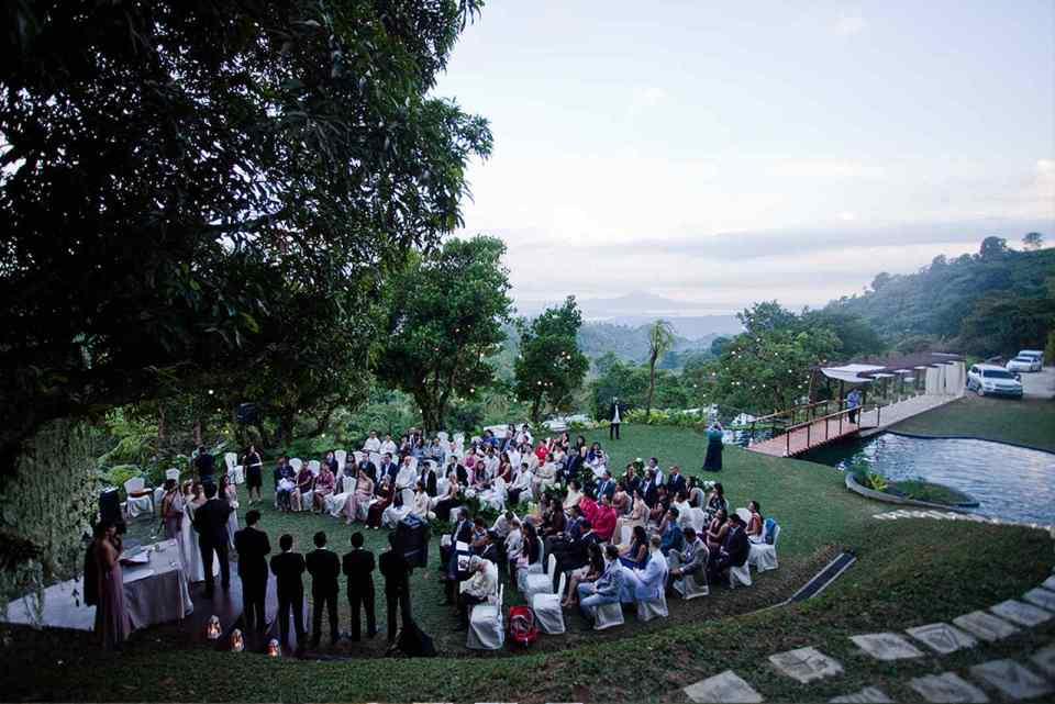 Narra Hill Wedding Venues Tagaytay