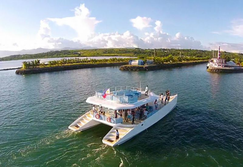 The Party Yacht wedding venues philippines