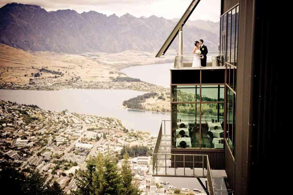 Skyline Queenstown New Zealand Wedding Venue