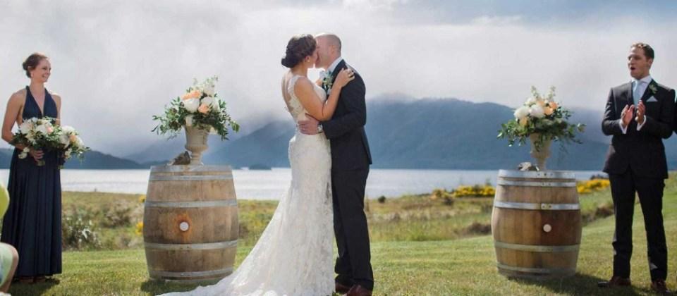 Fiordland Lodge New Zealand Wedding Venue