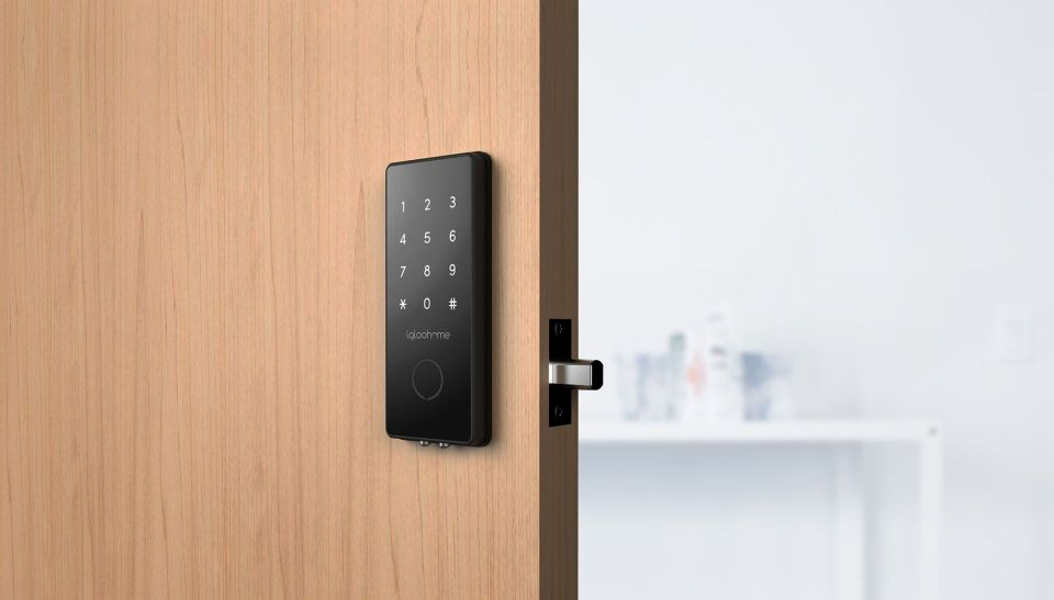Igloohome Smart Deadbolt 2S