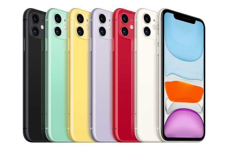 Apple iPhone 11 smartphone singapore