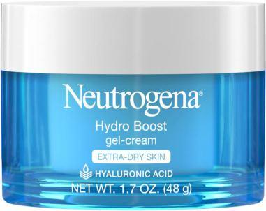 Neutrogena Hydro Boost Gel Cream best moisturizers singapore