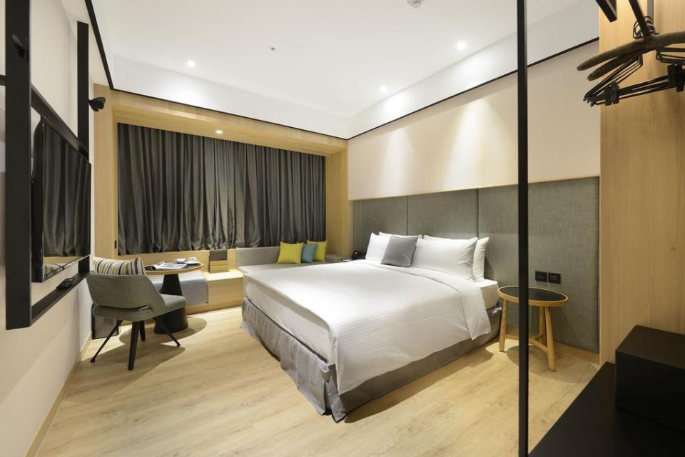 Evergreen Palace Hotel Chiayi