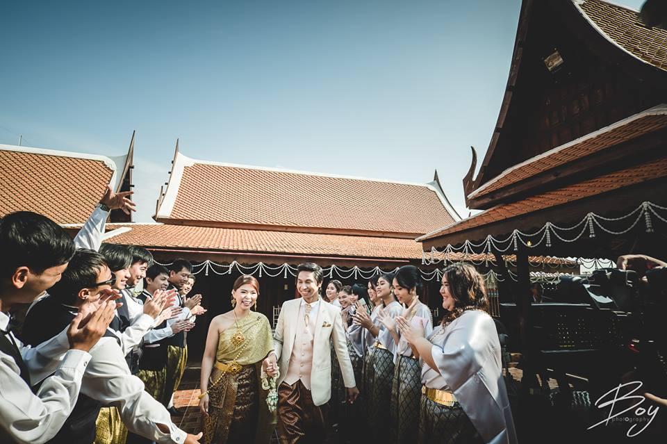 Ruen Thai Rama Thailand Wedding Venues