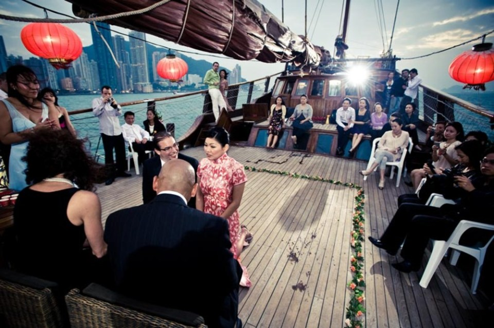Saffron Cruise Wedding Venue Hong Kong (1)