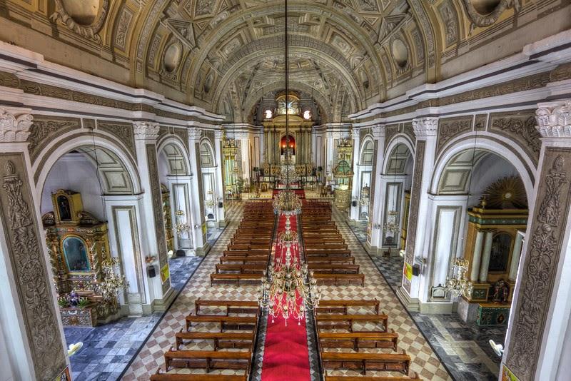San Augustin Church Intramuros Manila Wedding Venues