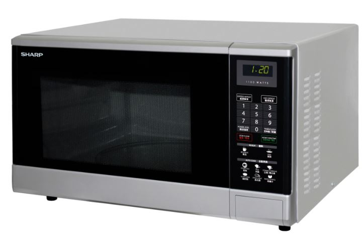 Sharp 33L Microwave oven singapore R-369T(S)