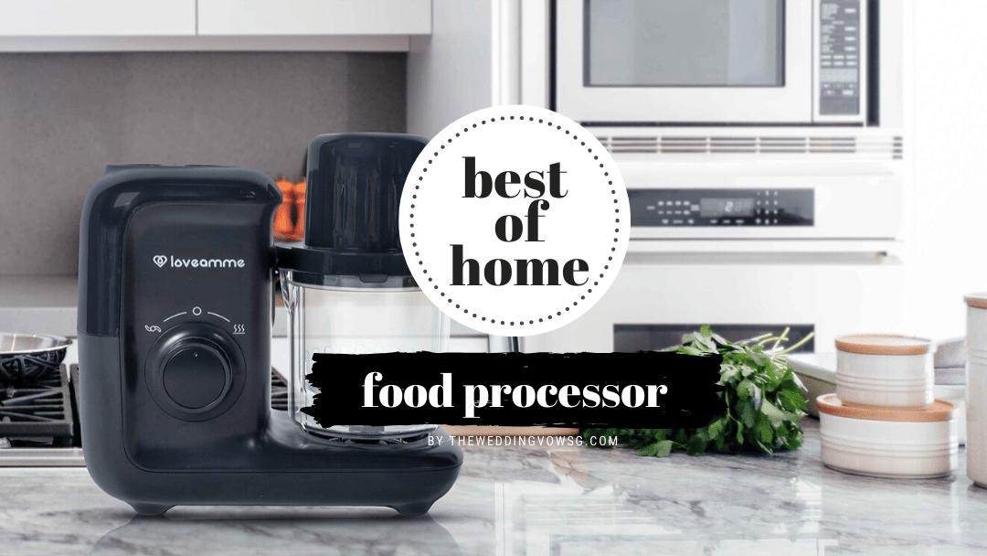 best food processor singapore
