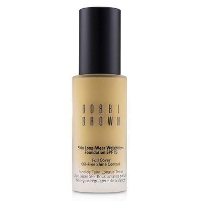 Bobbi Brown Skin Long-wear Weightless best Foundation singapore SPF15 30ml