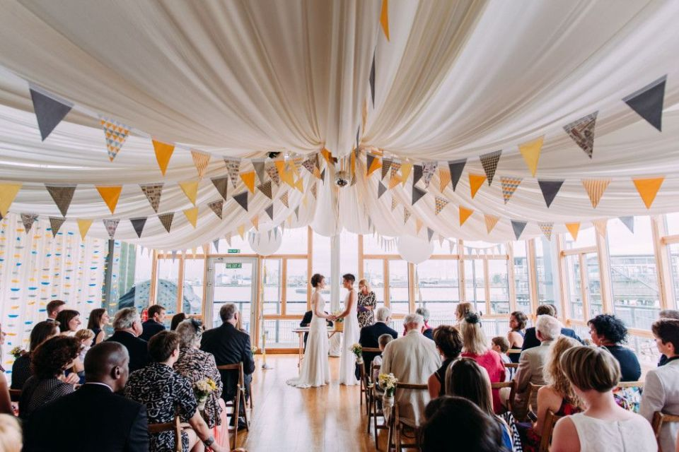 greenwich yacht club wedding venues london