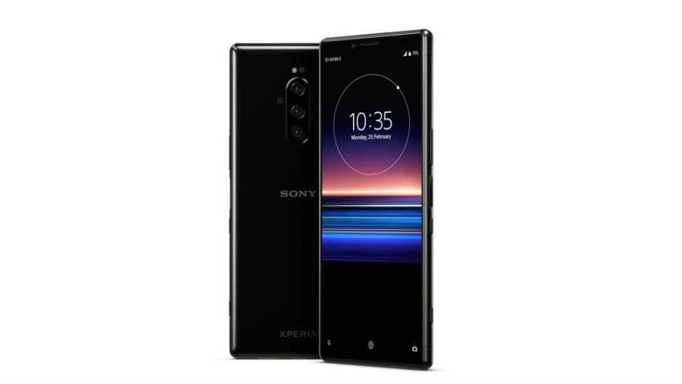 Sony Xperia 1 mobile phone singapore