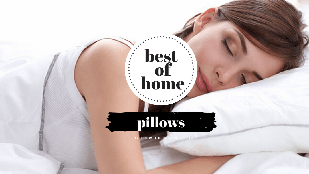 best pillows singapore