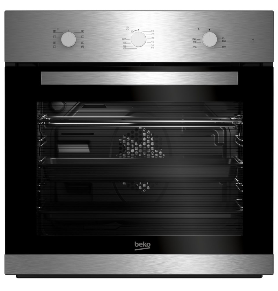 Beko Built-in Oven malaysia with 3D Cooking BIM22100X