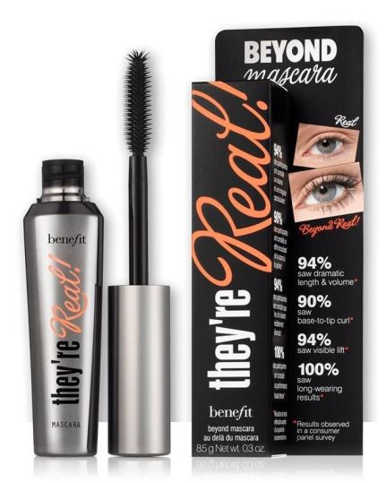 Benefit They're Real! Lengthening mascara singapore