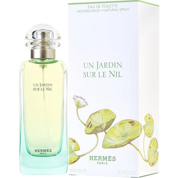 Hermes Un Jardin Sur Le Nil Eau De Toilette Spray 50ml/1.7oz perfumes singapore