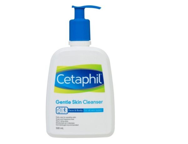 Cetaphil Gentle Skin Facial Cleanser