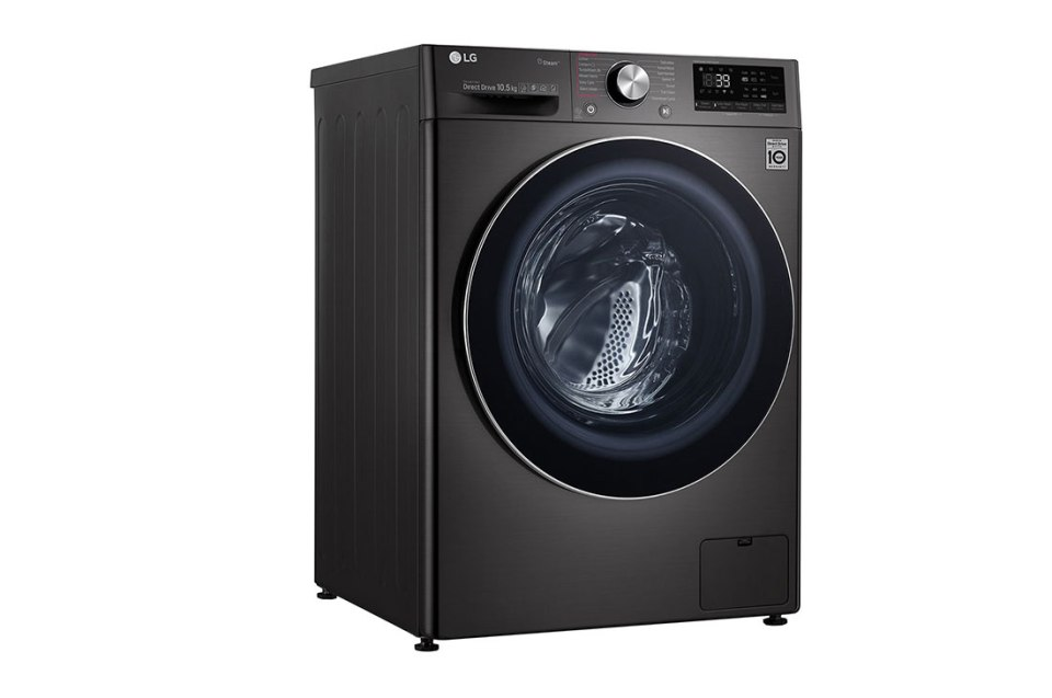 LG AI DIRECT DRIVE WASHER & DRYER FV1450H2B