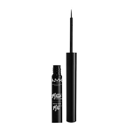 NYX Professional Makeup Matte Liquid best Eyeliners singapore