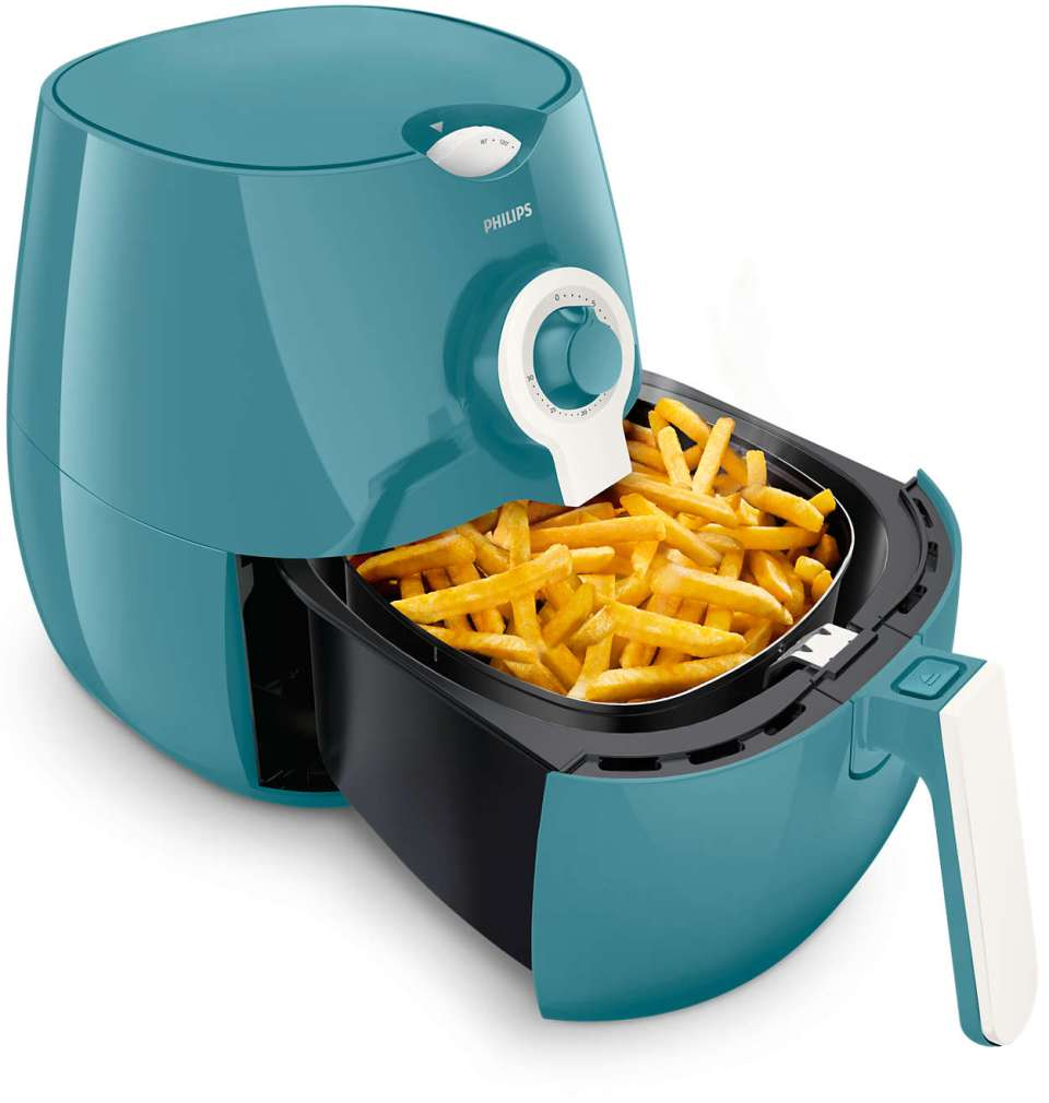 Philips Daily Collection Air Fryer Malaysia with Rapid Techonology HD9218