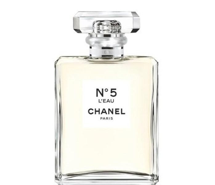 Chanel perfumes singapore No.5 L'Eau Eau De Toilette Spray
