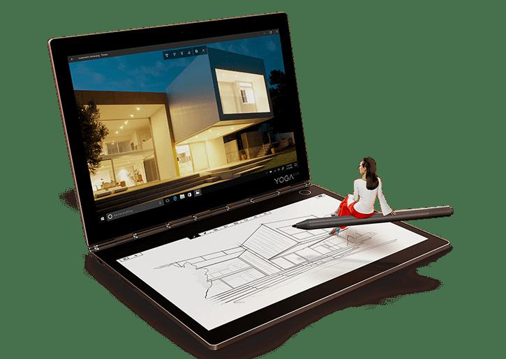 laptops singapore Lenovo Yoga Book C930