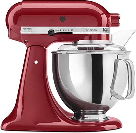 KitchenAid mixer singapore KSM150 Artisan series