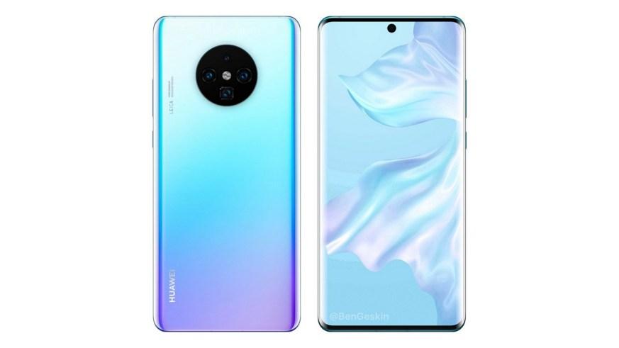 huawei phone singapore mate 30 pro