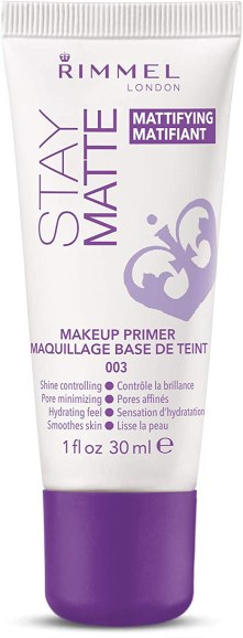 best makeup primers singapore Rimmel Stay Matte