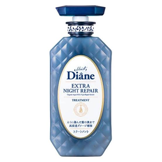 Moist Diane Perfect Beauty Shampoo singapore + Treatment