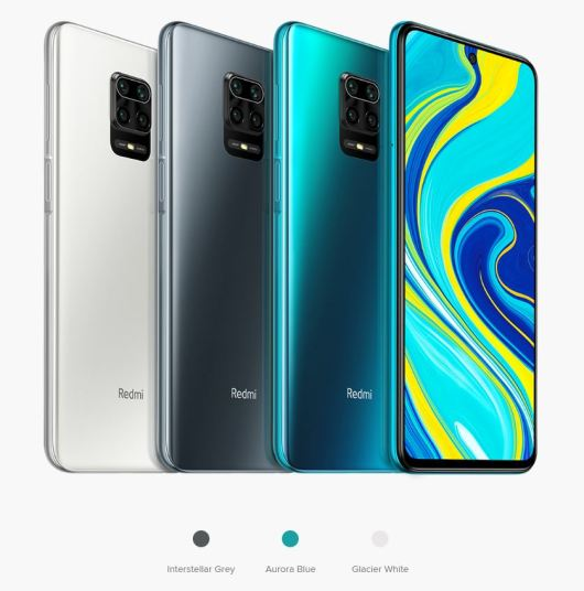 Xiaomi phone singapore Redmi Note 9S