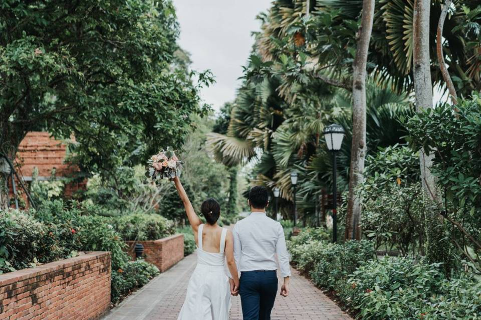 Back Alley Creations noteworthy wedding videographers