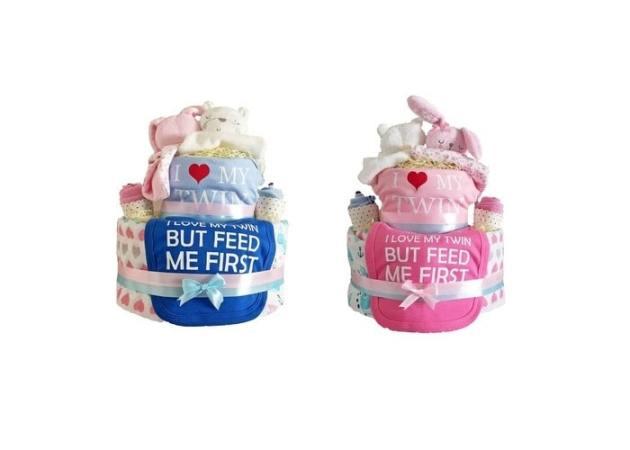 Tiny Babies Diaper Cakes