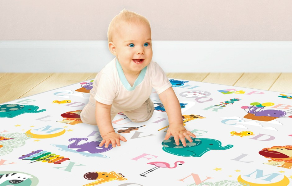 Marcus and Marcus Foldable Play Mat