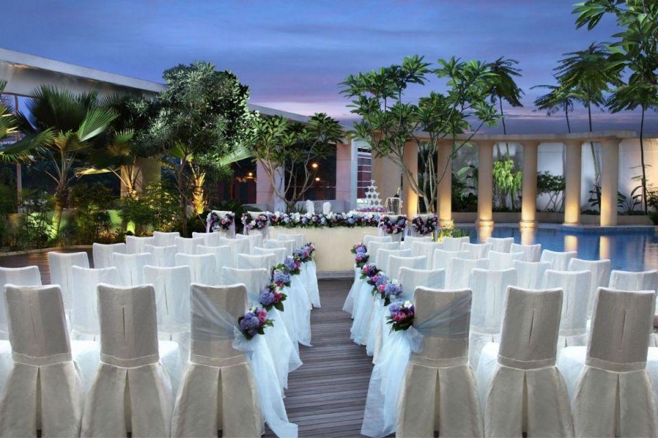 Park Hotel Clarke Quay - noteworthy wedding venues exterior